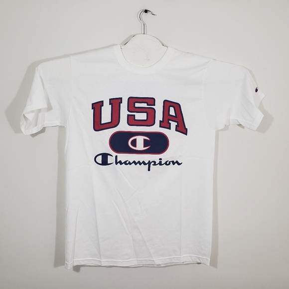 Champion Other - Champion USA T1011 Authentic Athletic Apparel Tee